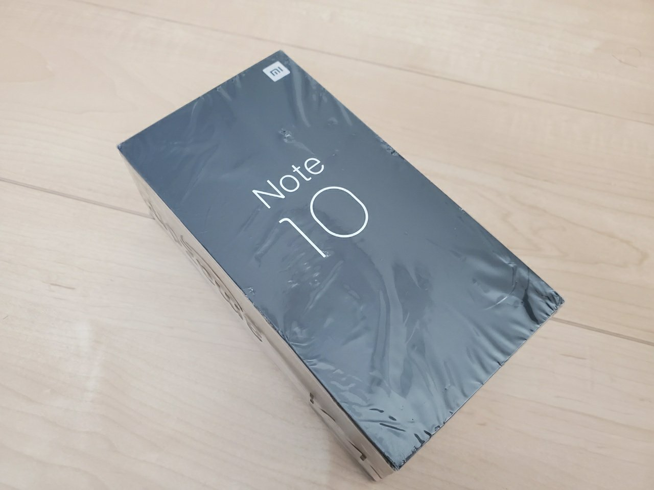 Minote10外箱
