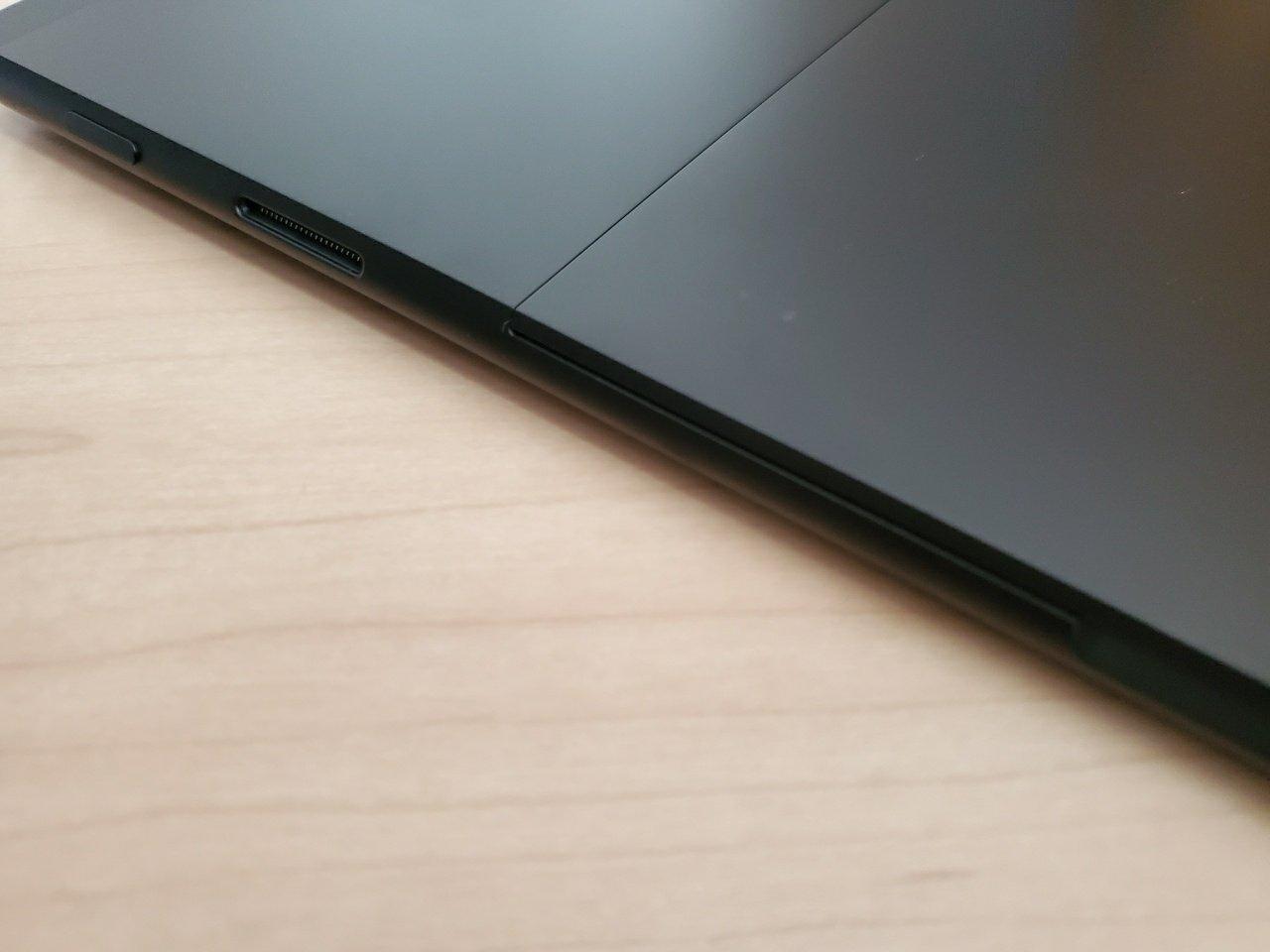 SurfaceProX_電源ボタン