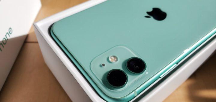 iPhone 11のカメラ