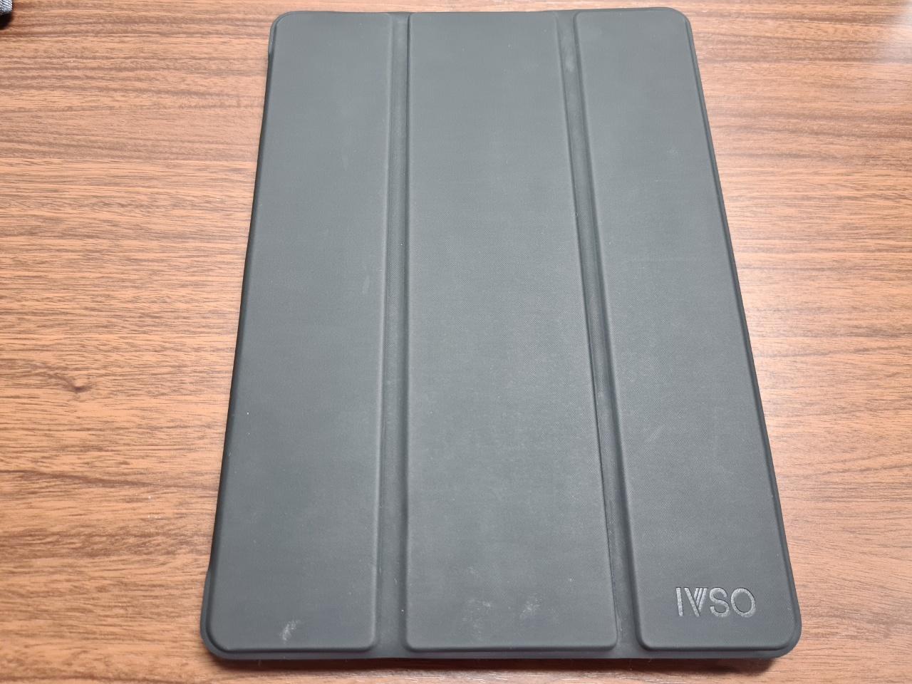 Galaxy Tab S6ケース前面