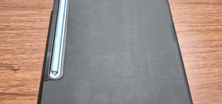 Galaxy Tab S6ケース裏面