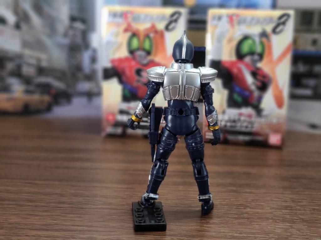SHODO-X8ブレイド背面