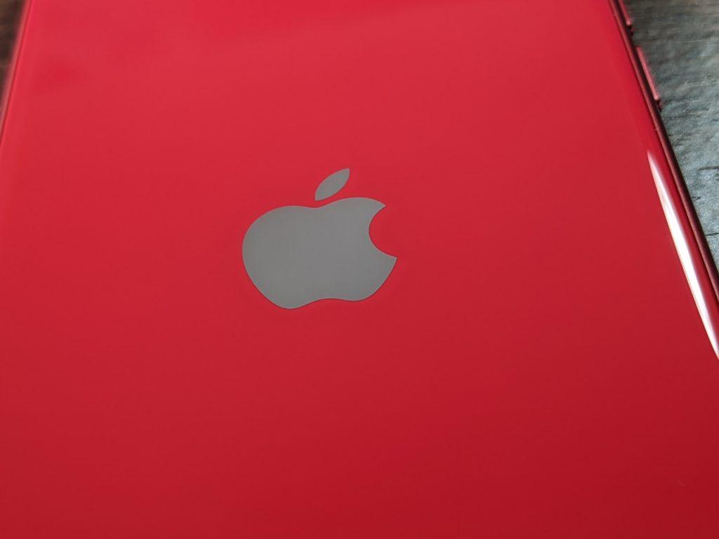 iPhone SEマーク