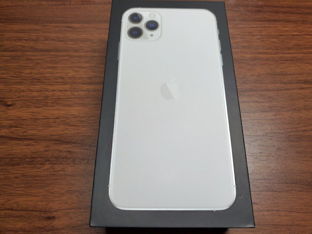 iPhone 11 Pro Max外箱