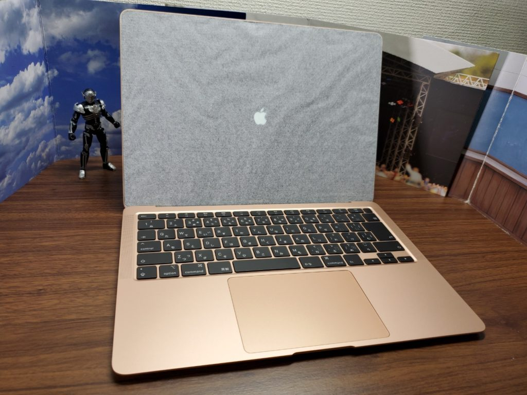 MacBook Air開閉