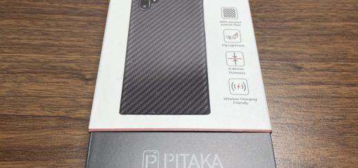 PITAKA Galaxy Note10+外箱