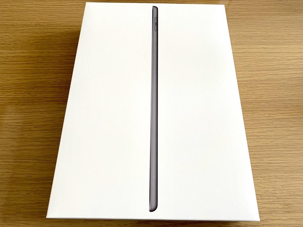 iPad第7世代外箱