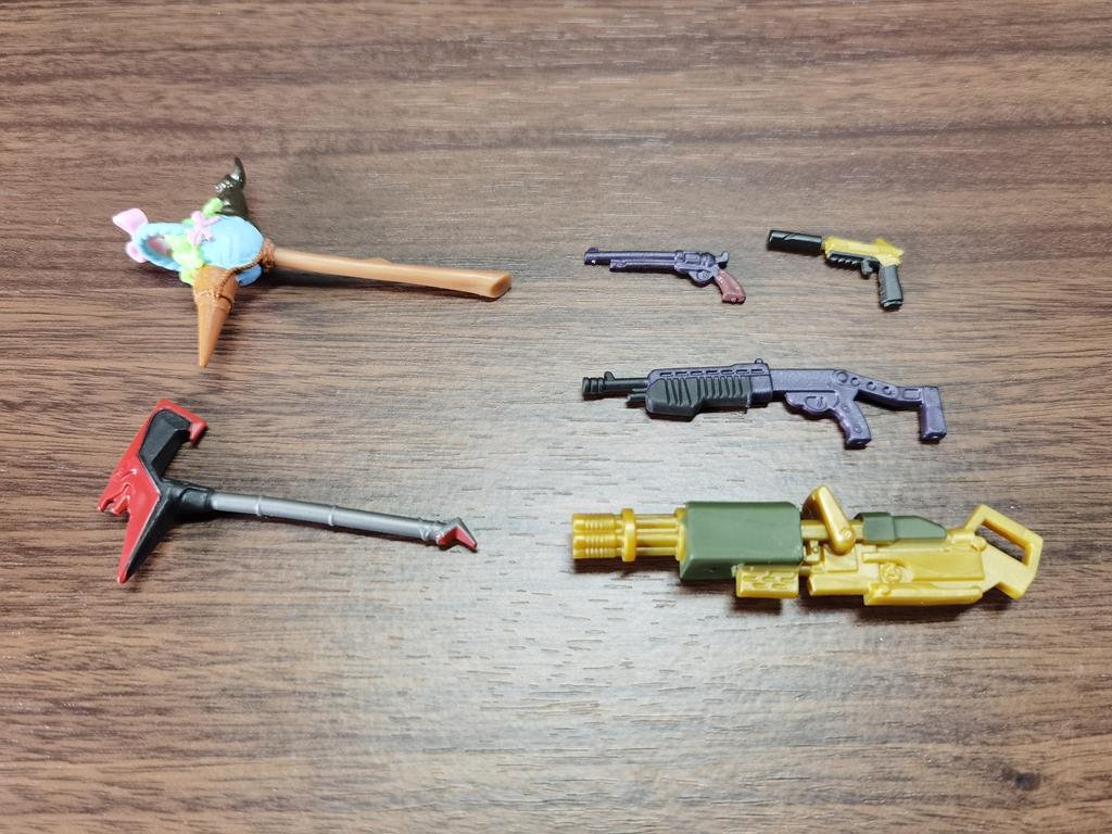 ターボビルディング武器