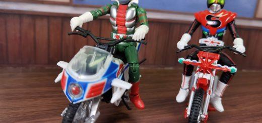 ライダーにバイク