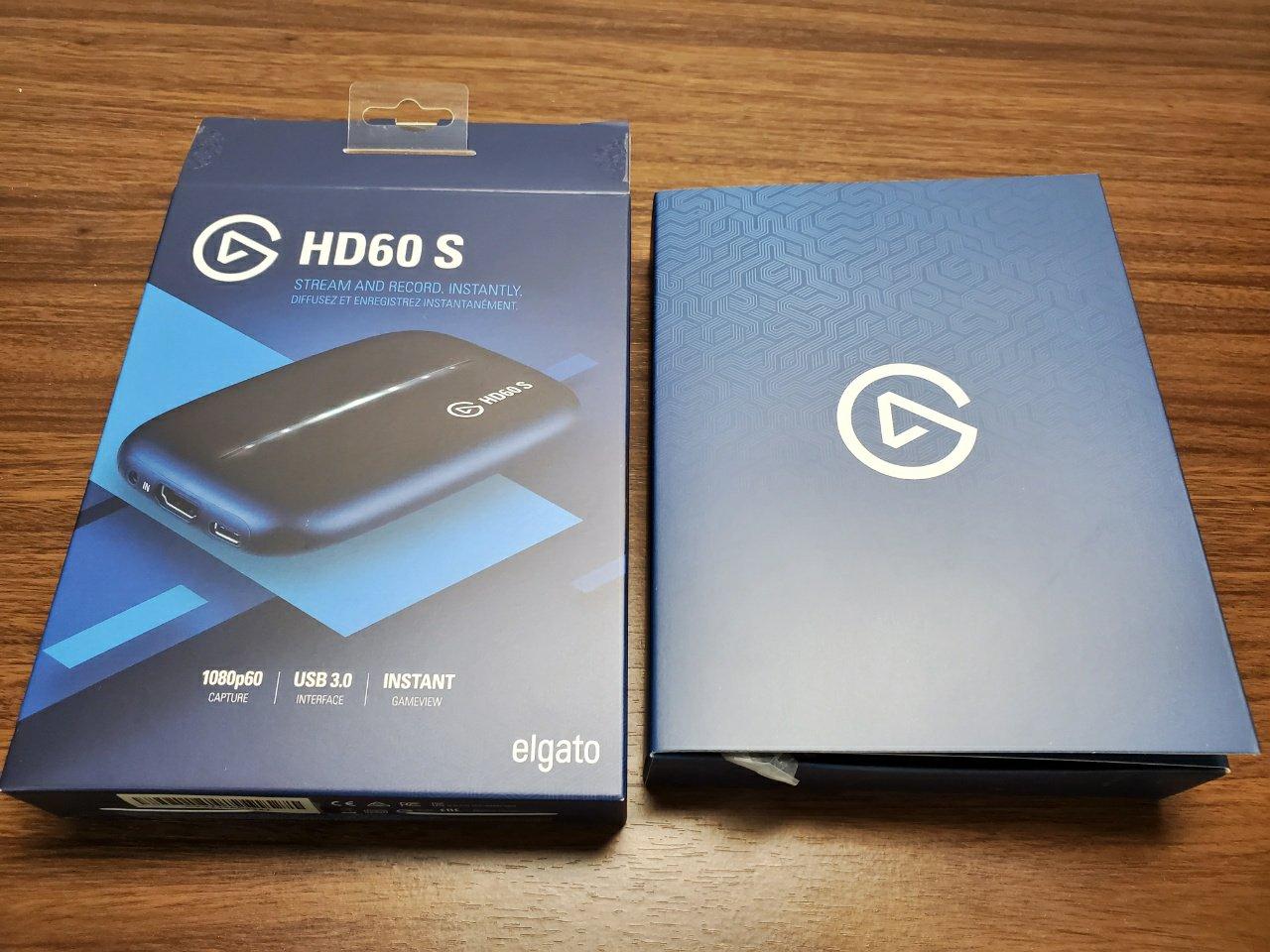 HD60 S内箱