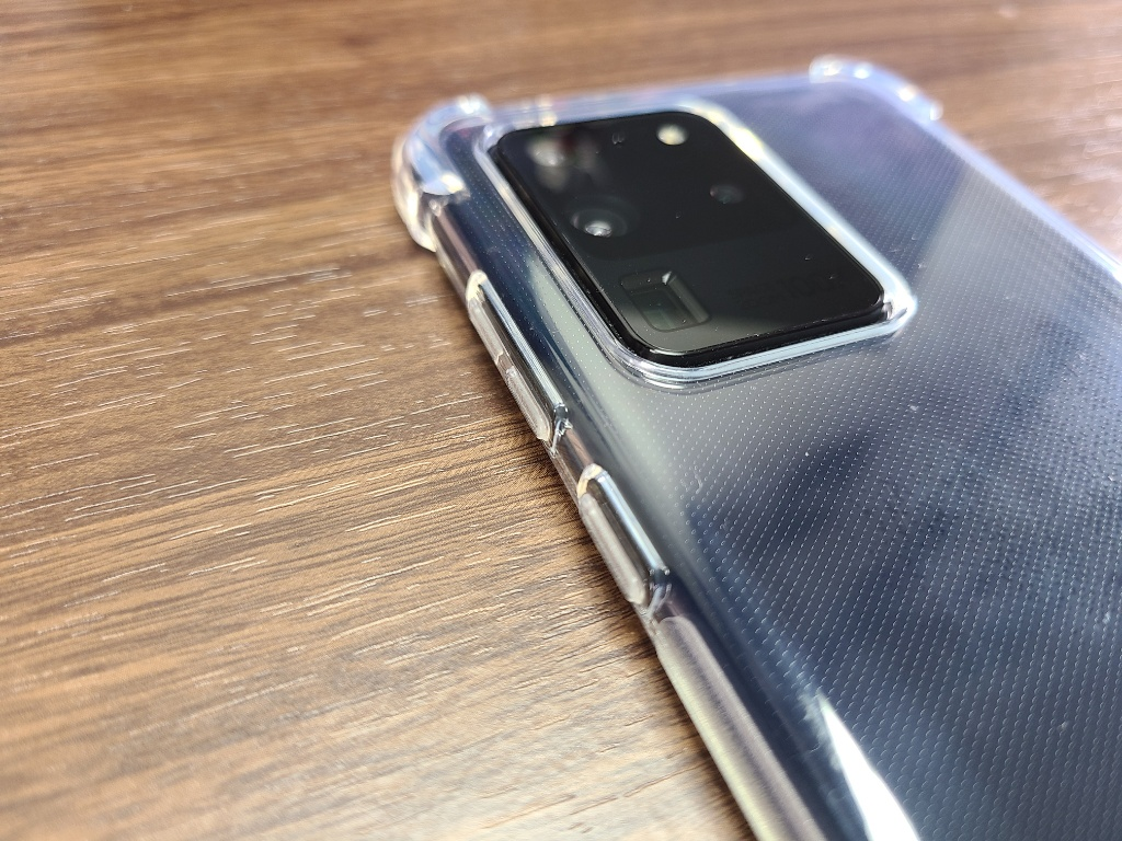 Galaxy S20 Ultra偽ケース