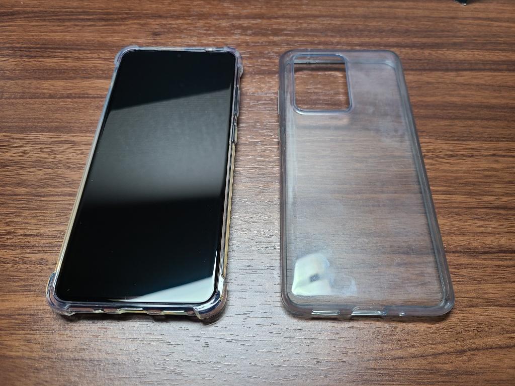 Galaxy S20 Ultra付属カバー