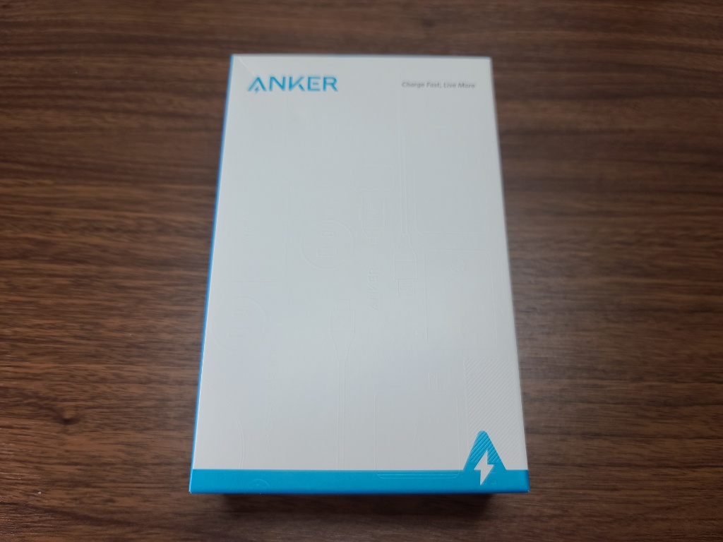 Anker PowerCore III Fusion 5000外箱