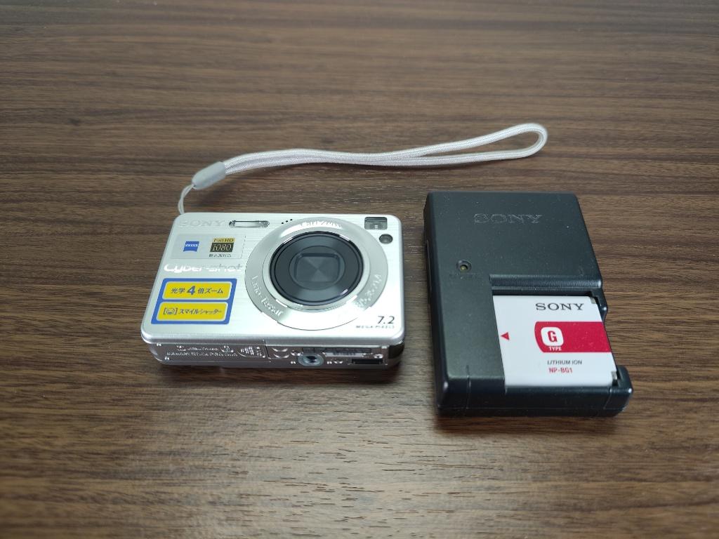 DSC-W110一式