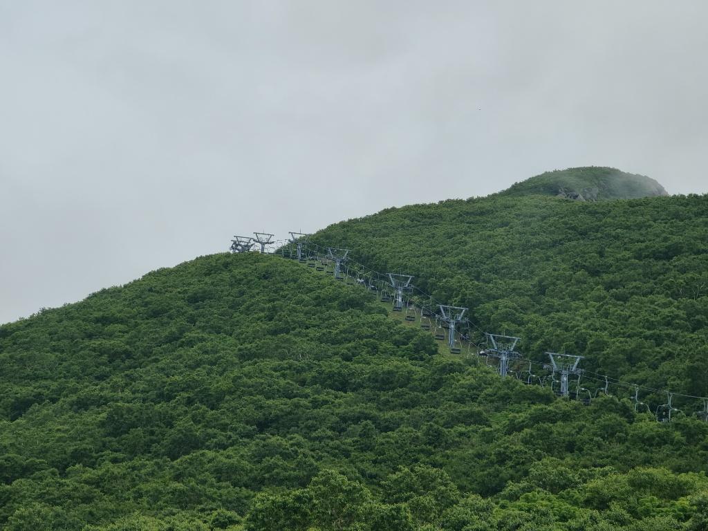 岩木山リフト