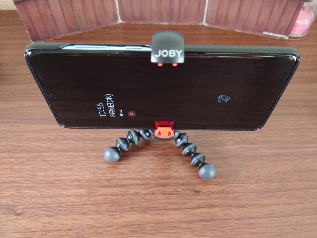 MPod Mini Stand位置変更