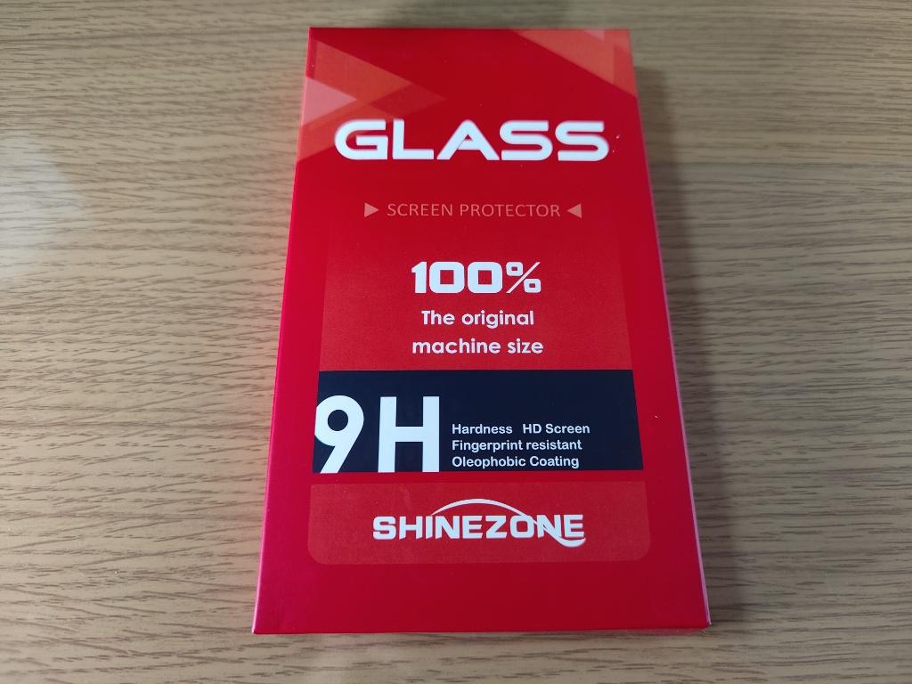 SHINEZONEガラス外箱