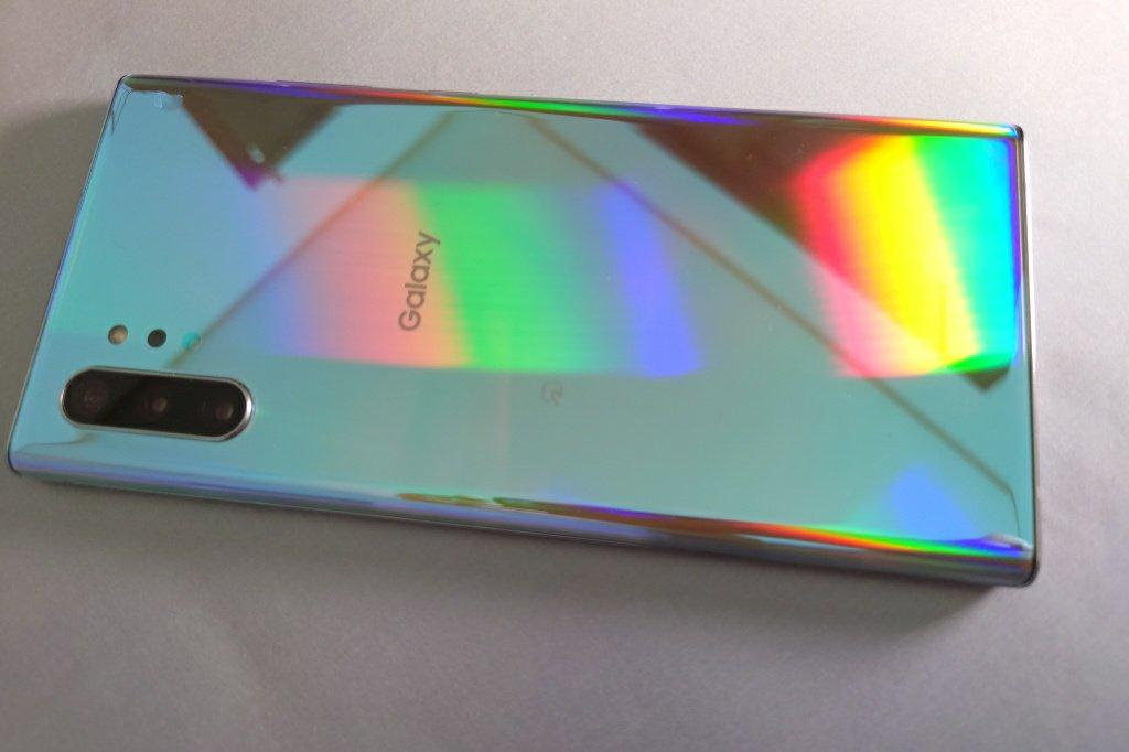 Galaxy Note10+本体