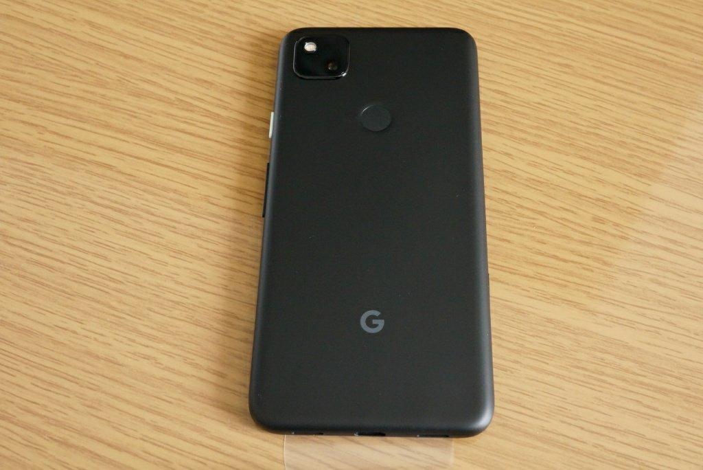 Pixel 4a背面