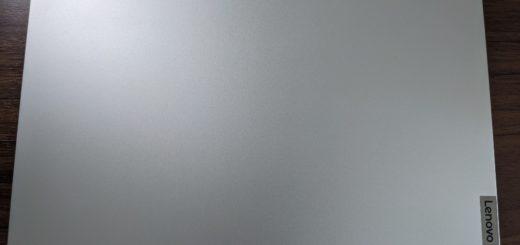 IdeaPad Slim 550本体背面