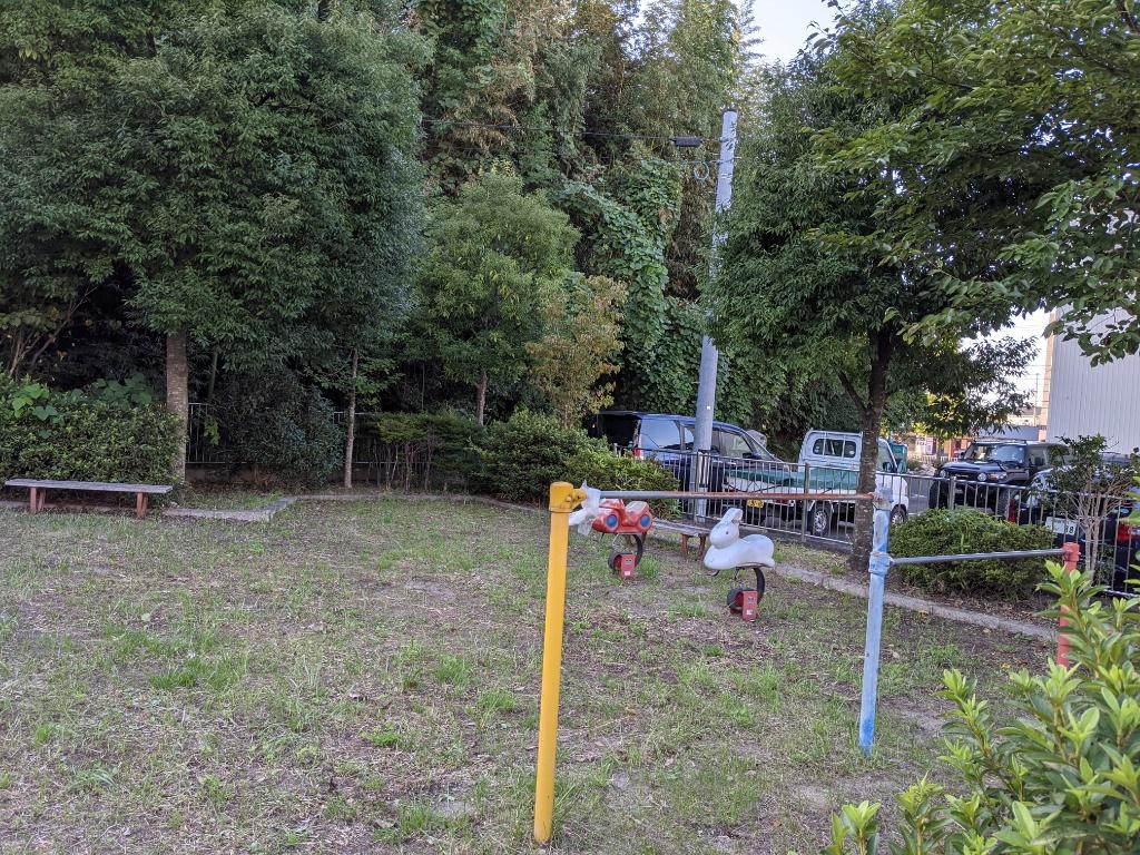 公園Pixel 4a