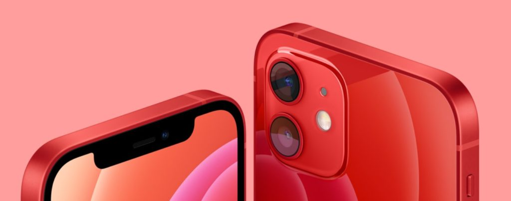 iPhone12RED