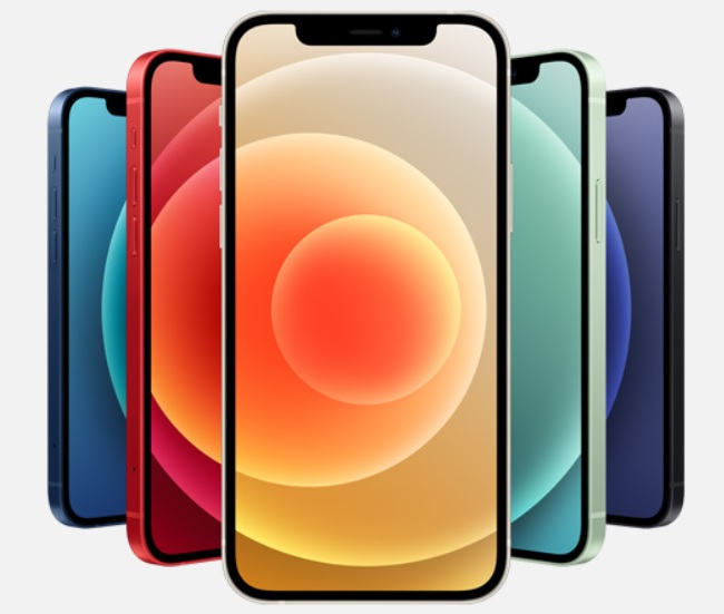 iPhone12本体