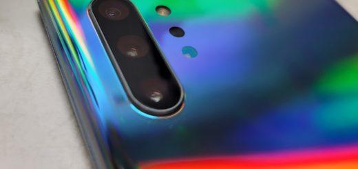 Galaxy Note10+カメラ