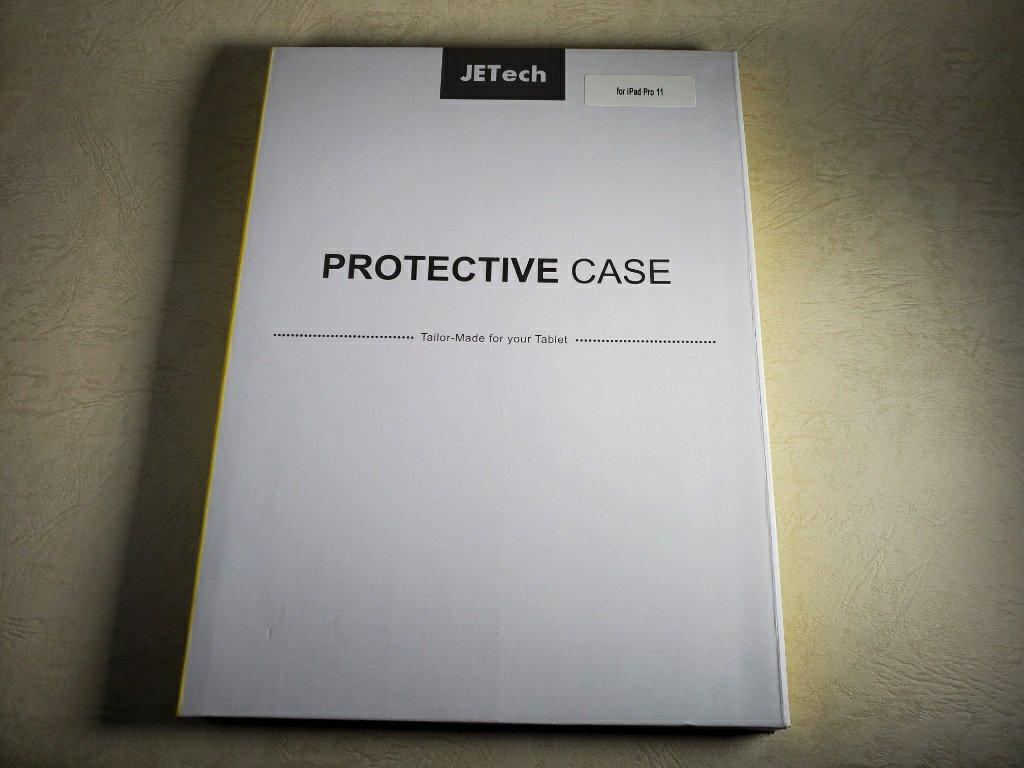 JEDirect iPad Pro11 ケース外箱