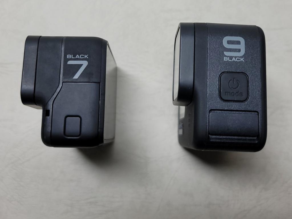GoPro HERO9比較2
