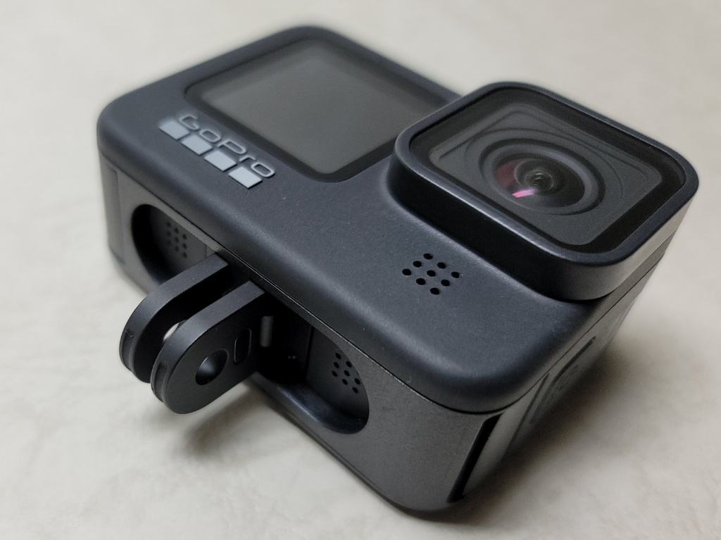 GoPro HERO9マウント
