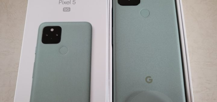 Pixel 5アイキャッチ