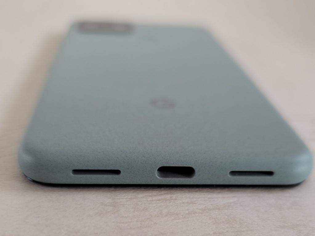 Pixel 5充電端子