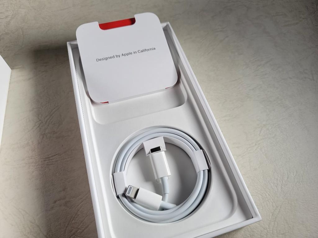 iPhone 12付属品