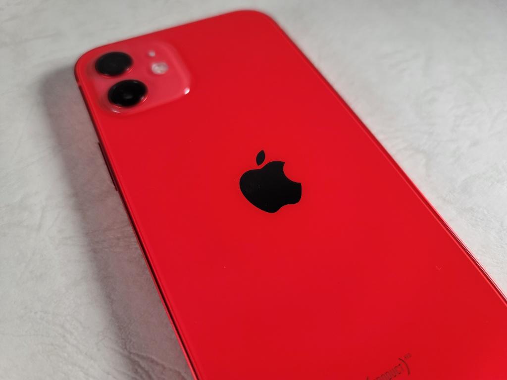 iPhone 12リンゴマーク
