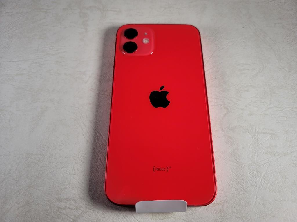 iPhone 12本体開封