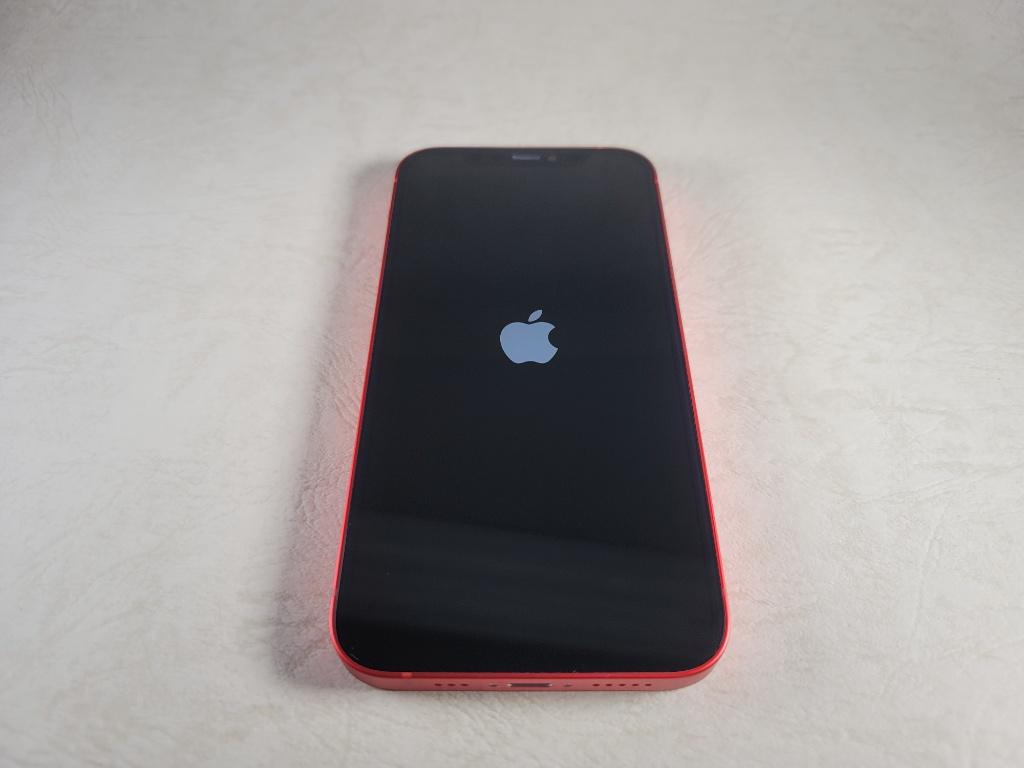 iPhone 12電源オン