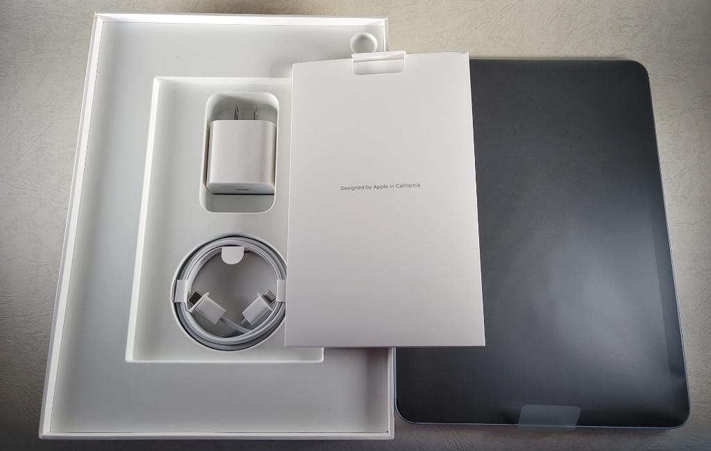 iPad Air付属品