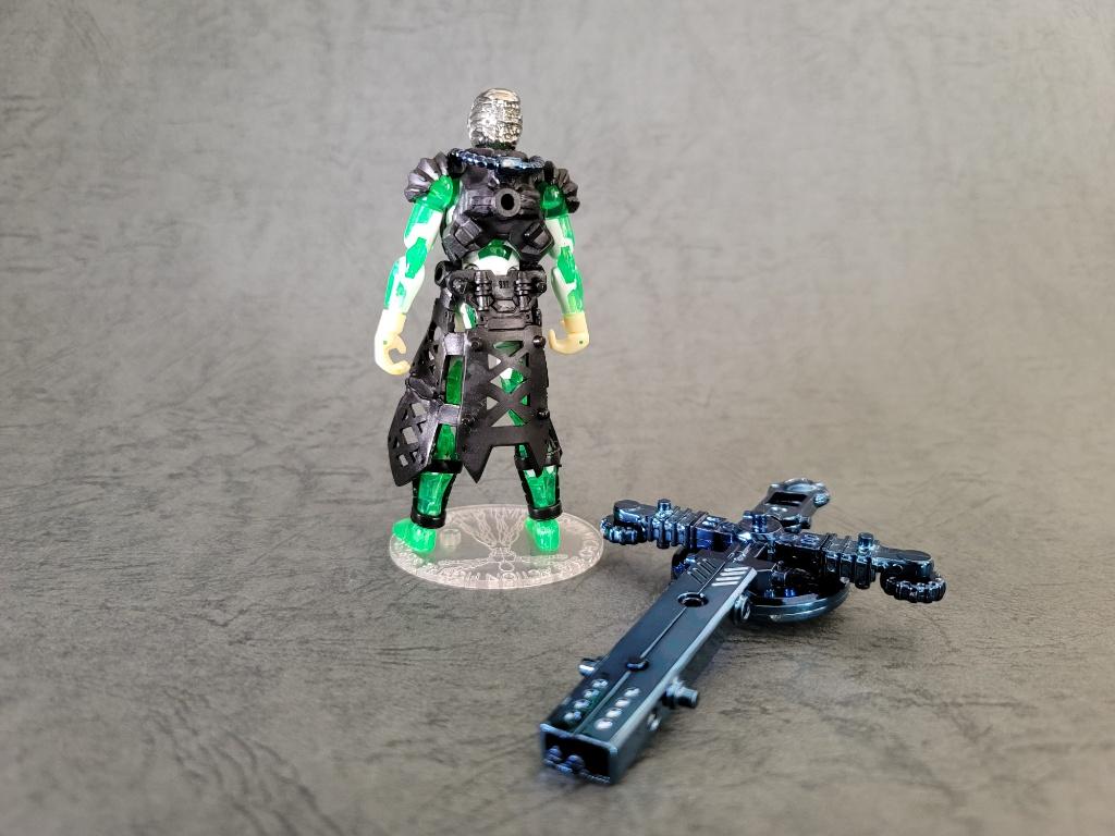 アクロファントム武器変形