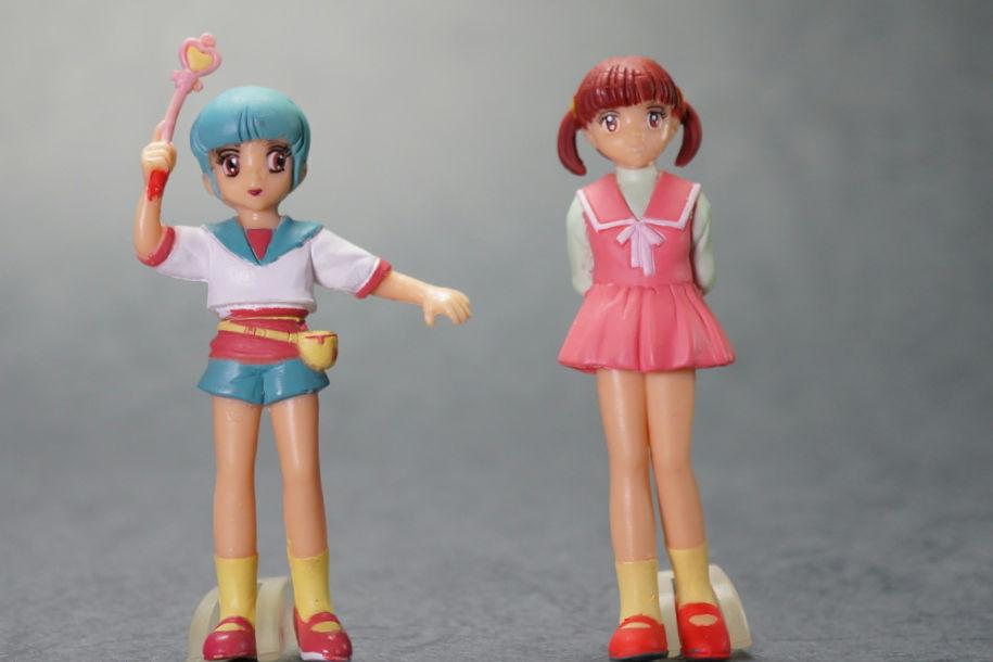 森沢優と篠原みほ