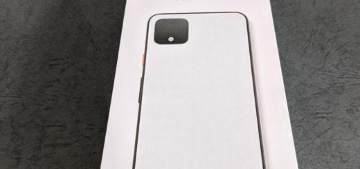 Pixel 4 XL箱