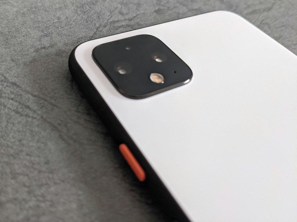 Pixel 4 XLカメラ