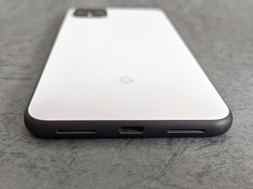 Pixel 4 XL充電端子
