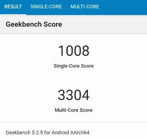 ZenFone 7 ProGeekbench5