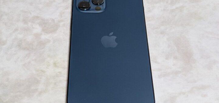 iPhone 12 Pro本体