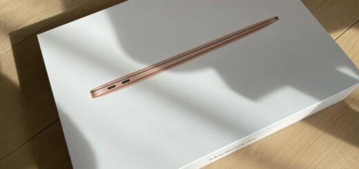 MacBook Air外箱