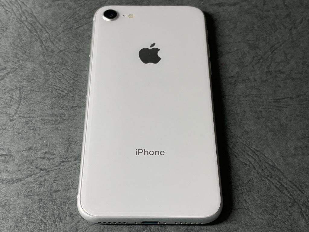 iPhone 8背面