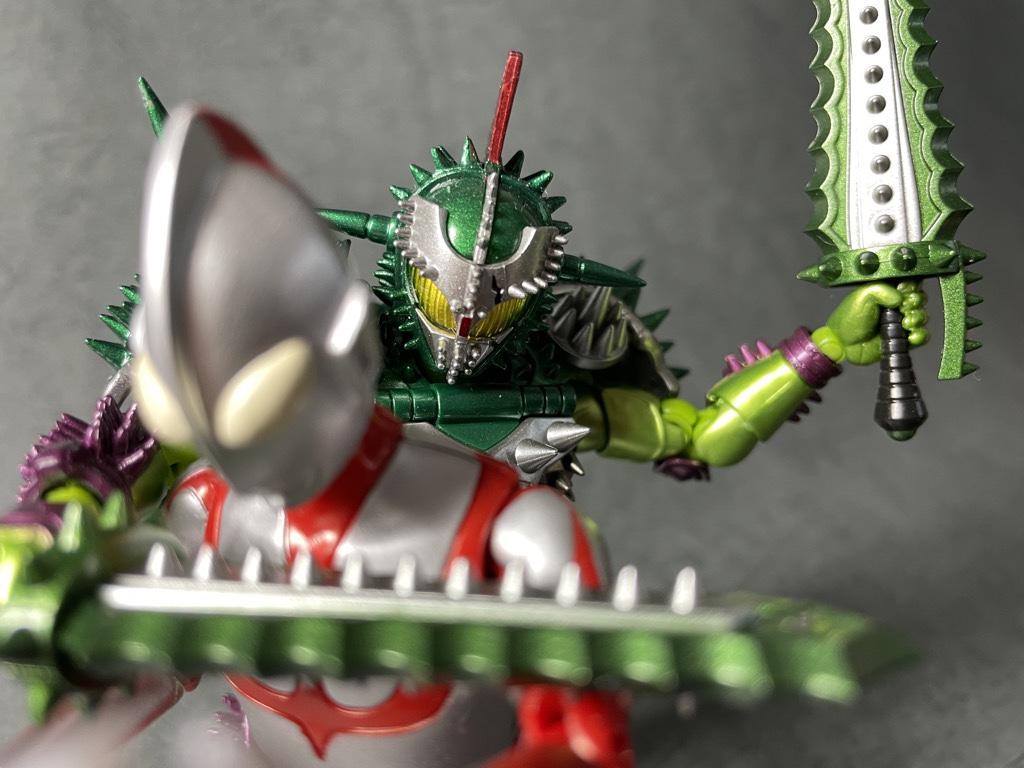 仮面ライダーブラーボ1