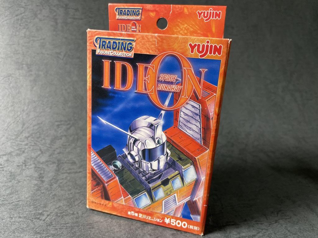 イデオントレーディングフィギュア箱