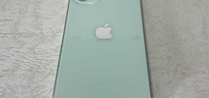 iPhone 12 mini本体背面